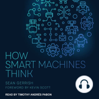 How Smart Machines Think