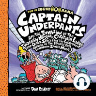 Captain Underpants and the Invasion of the Incredibly Naughty Cafeteria Ladies from Outer Space