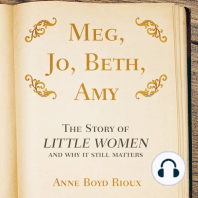 Meg, Jo, Beth, Amy