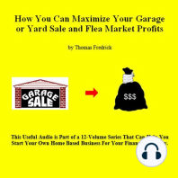 How To Triple Your Garage Sale Profits