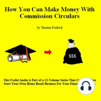 How To Make Money With Commission Circulars