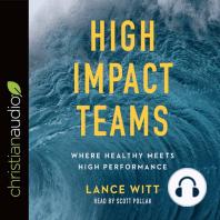 High Impact Teams