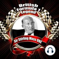 British Formula 1 Legend