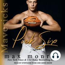 Pick Six: Mavericks Tackle Love, Book 2