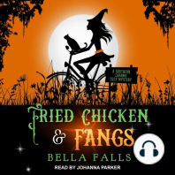 Fried Chicken & Fangs: A Southern Charms Cozy Mystery