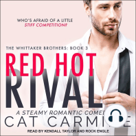 Red Hot Rival: The Whittaker Brothers, Book 3