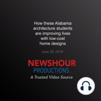 How these Alabama architecture students are improving lives with low-cost home designs
