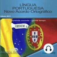 Língua Portuguesa - Novo Acordo Ortográfico