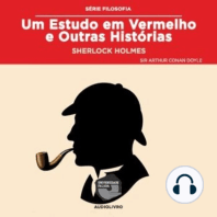 Um estudo em vermelho e outros contos - Sherlock Holmes