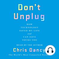 Don't Unplug