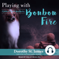 Playing With Bonbon Fire
