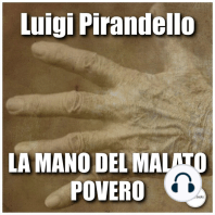 La mano del malato povero