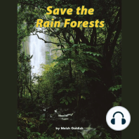 Save the Rain Forests