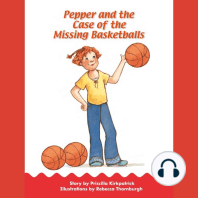 Pepper and the Case of Missing Basketballs