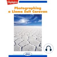 Photographing a Llama Salt Caravan