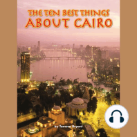 The Ten Best Things About Cairo