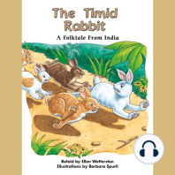 The Timid Rabbit