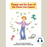 Pepper and the Case of the Clever Car Capers