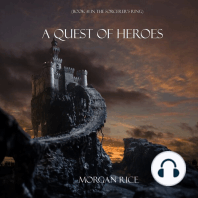 Quest of Heroes, A (Book #1 in the Sorcerer's Ring)