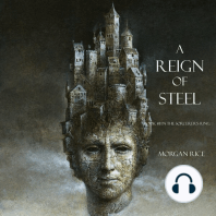 Reign of Steel, A (Book #11 in the Sorcerer's Ring)