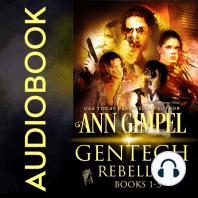 GenTech Rebellion (5-Book Series)