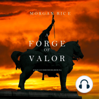 Forge of Valor, A (Kings and Sorcerers–Book 4)