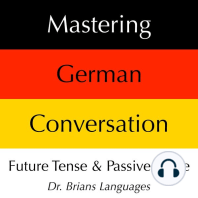 Mastering German Conversation