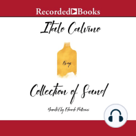 Collection of Sand: Essays