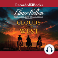 Cloudy in the West