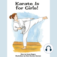 Karate Is for Girls!