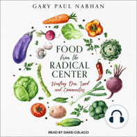 Food from the Radical Center
