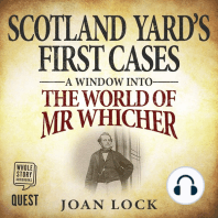 Scotland Yard's First Cases: A Window into the World of Mr. Whicher