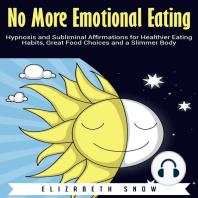 No More Emotional Eating