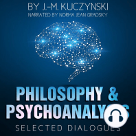 Philosophy and Psychoanalysis