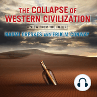 The Collapse of Western Civilization: A View from the Future