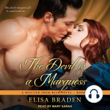 The Devil Is a Marquess: A Rescued from Ruin Novel, Book 4