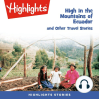 High in the Mountains of Ecuador and Other Travel Stories