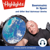 Roommates in Space and Other Real Astronaut Stories