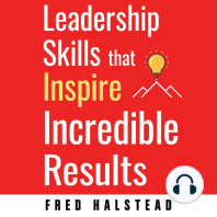Leadership Skills that Inspire Incredible Results