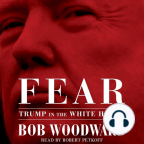Libro de audio, Fear: Trump in the White House - Escuche libros de audio gratis con una prueba gratuita.