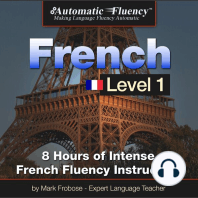Automatic Fluency® French Level 1