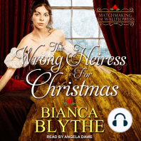 The Wrong Heiress for Christmas