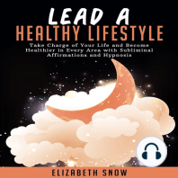 Lead a Healthy Lifestyle