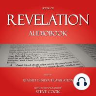 Book of Revelation Audiobook: From The Revised Geneva Translation