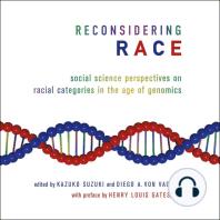 Reconsidering Race