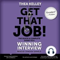 Get That Job!