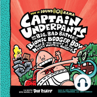 Captain Underpants and the Big, Bad Battle of the Bionic Booger Boy, Part 1