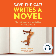 Save the Cat! Writes a Novel