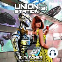Book Night on Union Station