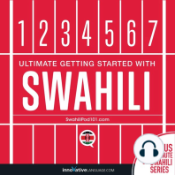 Ultimate Getting Started with Swahili